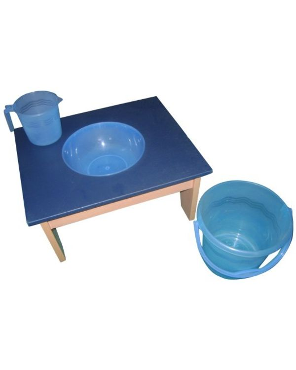 Hand Wash table with Accessories