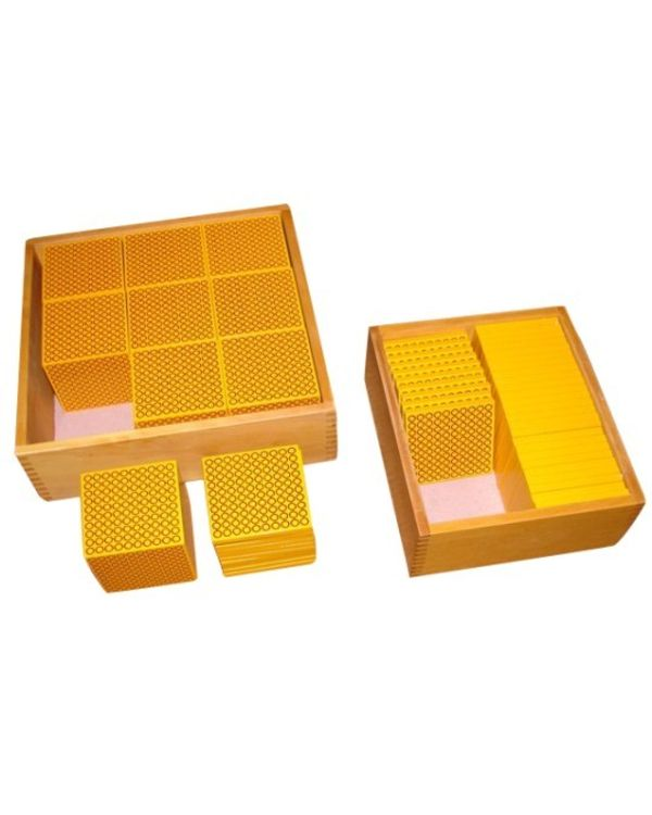 Dynamic Cubes & Squares
