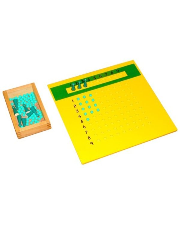 Division Board with Bead box