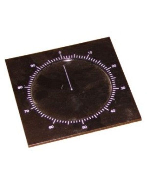 Circle Measuring Device Percentage