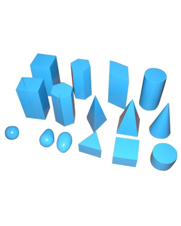 Elementary Geometric Solids