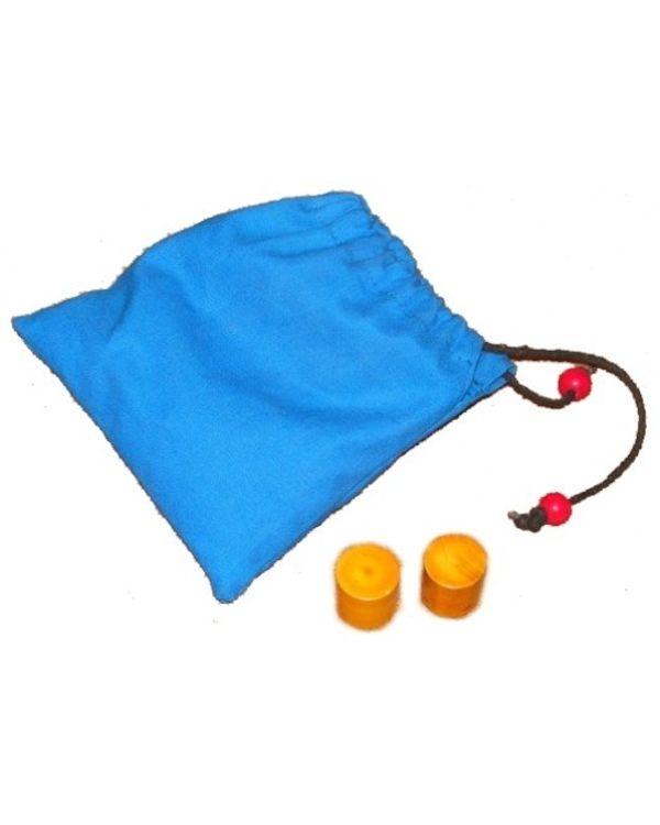 Stereognostic Bag: 3D Shapes