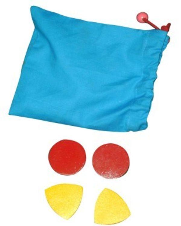 Stereognostic Bag: 2D Shapes