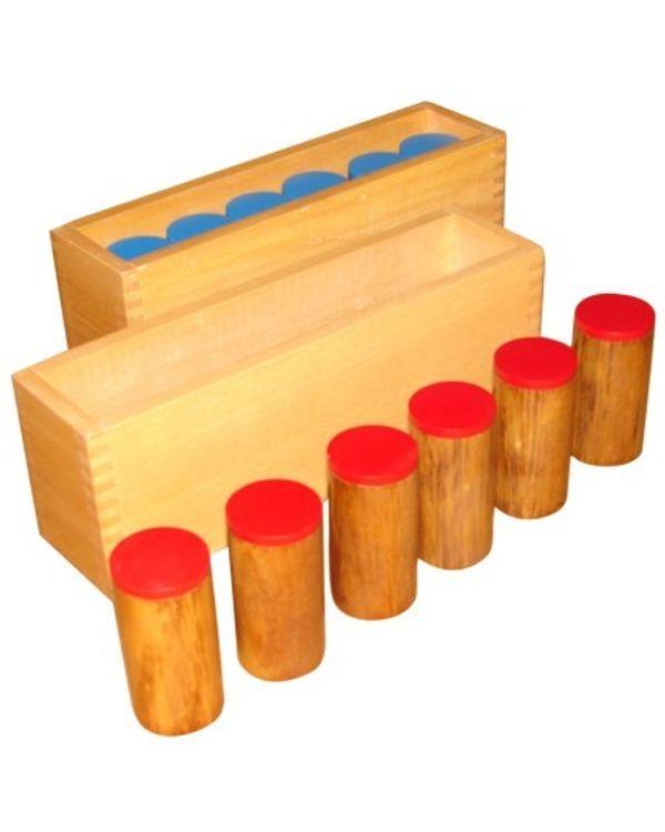 Sound Boxes Polished