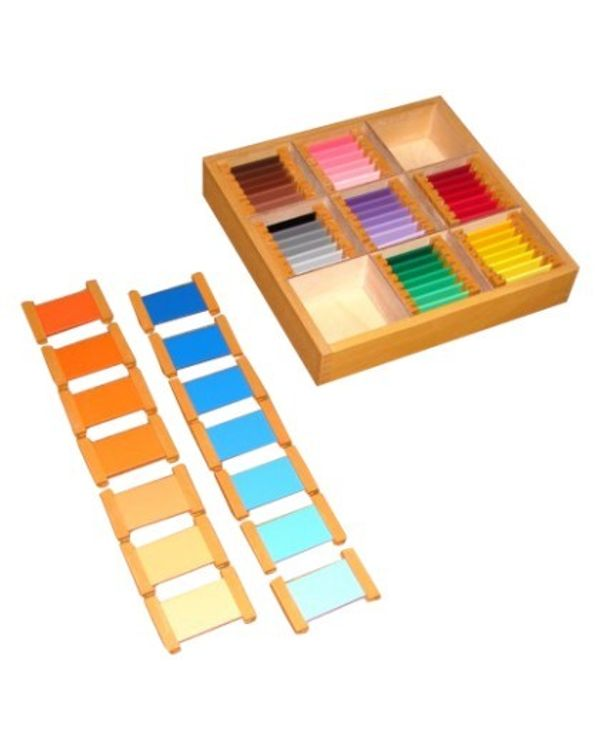Tertiary Colour Tablets