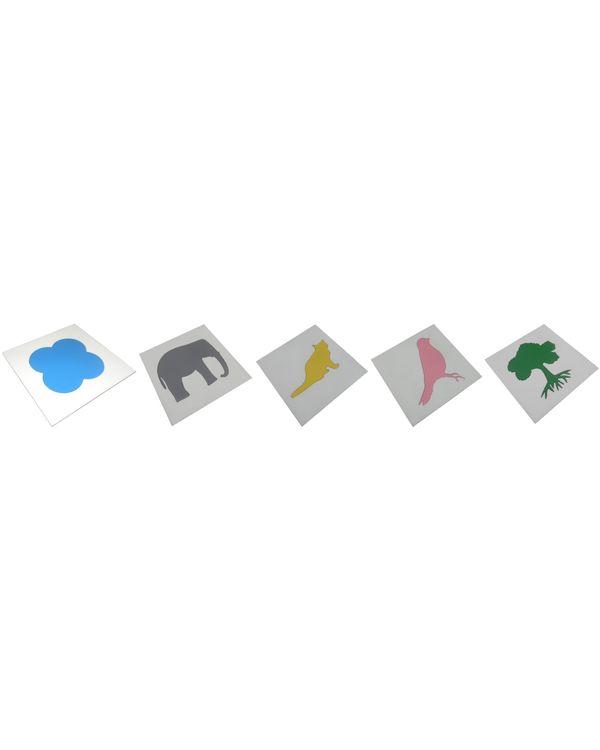 Single Piece Puzzles