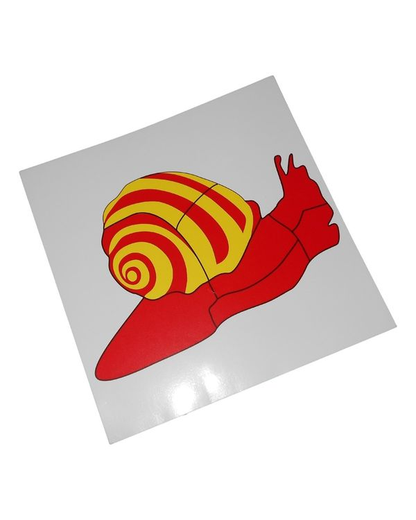 Control Card - Snail Puzzle