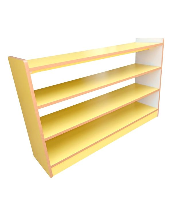 Cabinet Shelf with 3 partitions - both sides open