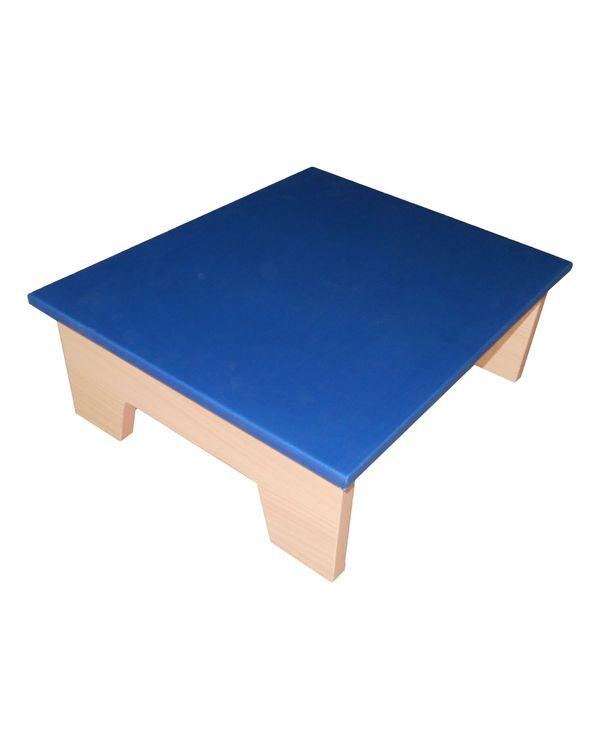 Oil Cloth Table