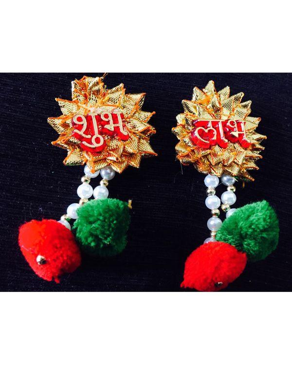 Designer Goota  Subh - Labh