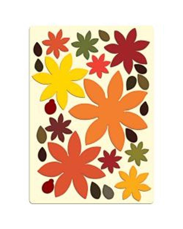 Heartfelt Creations Cut & Emboss Dies - Classic Sunflower .5