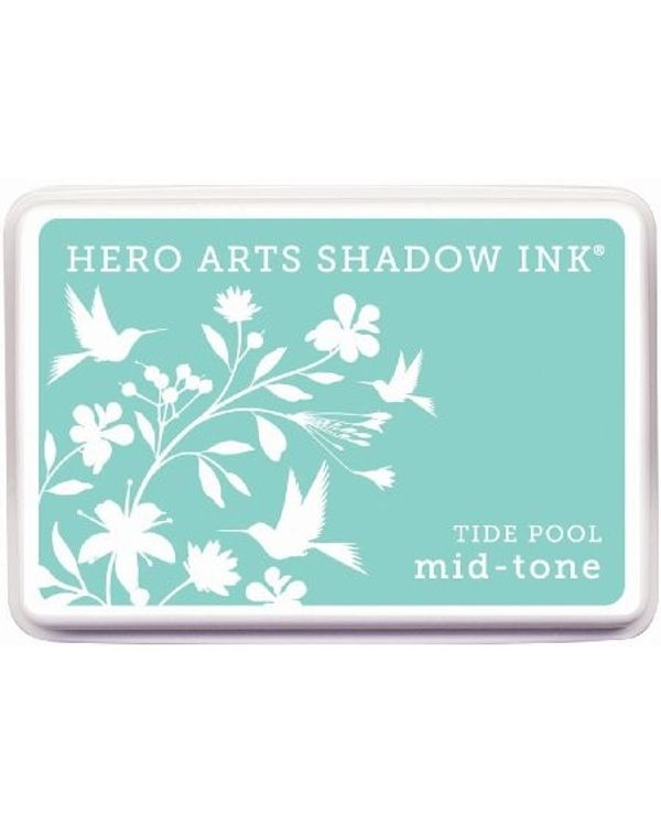 Hero Arts Midtone Ink Pads - Pool