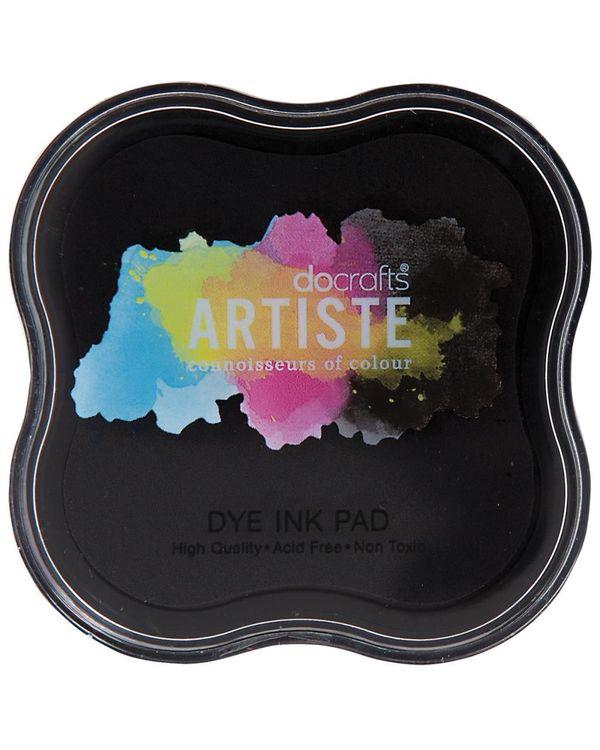 Artiste Dye Ink Pad - Black