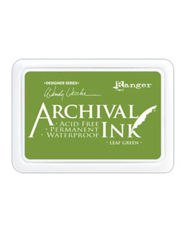Archival Ink Designer Series: Wendy Vecchi - Leaf Green