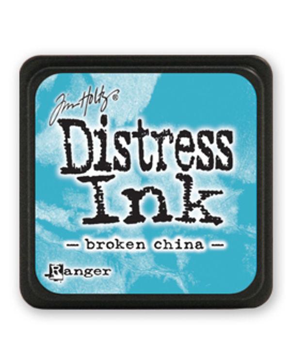Tim Holtz Mini Distress Ink Pads - Broken China
