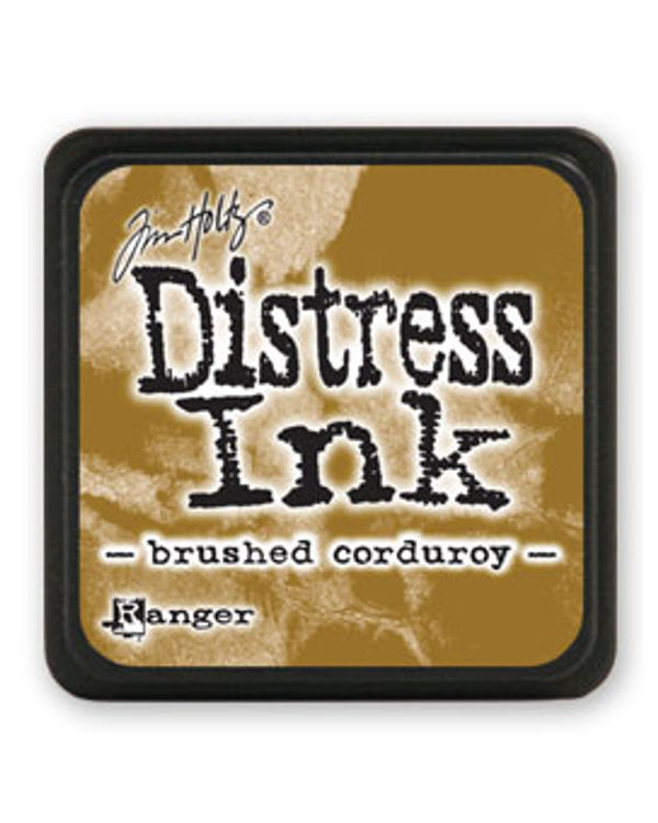 Tim Holtz Mini Distress Ink Pads - Brushed Corduroy
