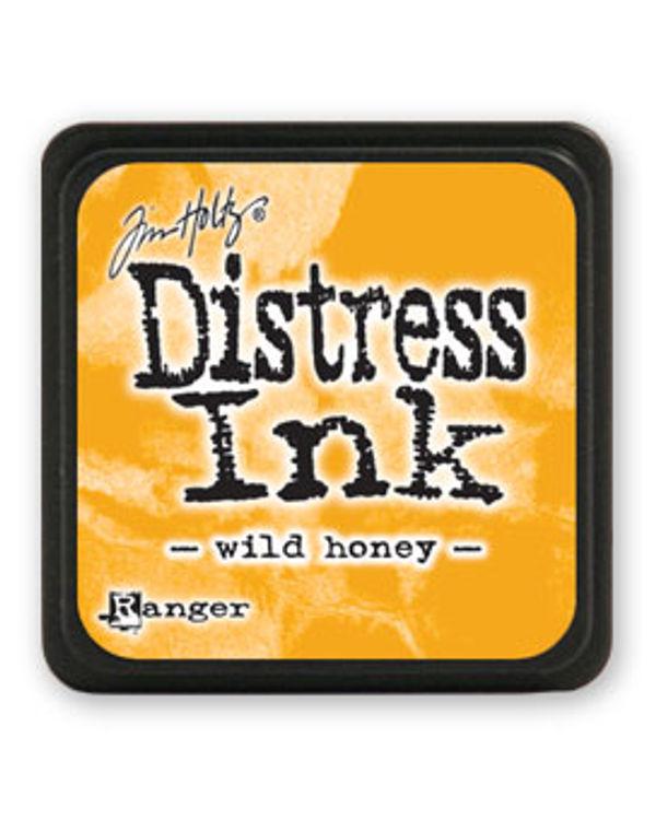 Tim Holtz Mini Distress Ink Pads - Wild Honey