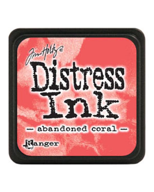 Tim Holtz Mini Distress Ink Pads - Abandoned Coral