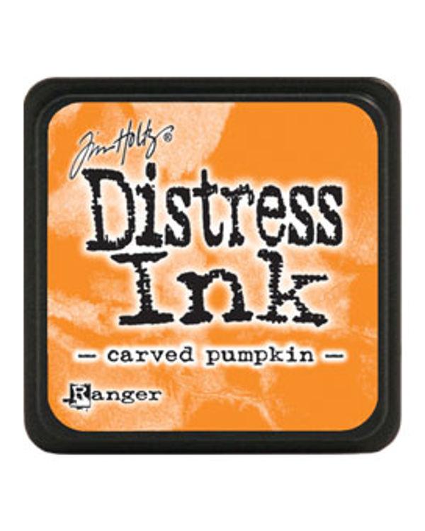 Tim Holtz Mini Distress Ink Pads - Carved Pumpkin