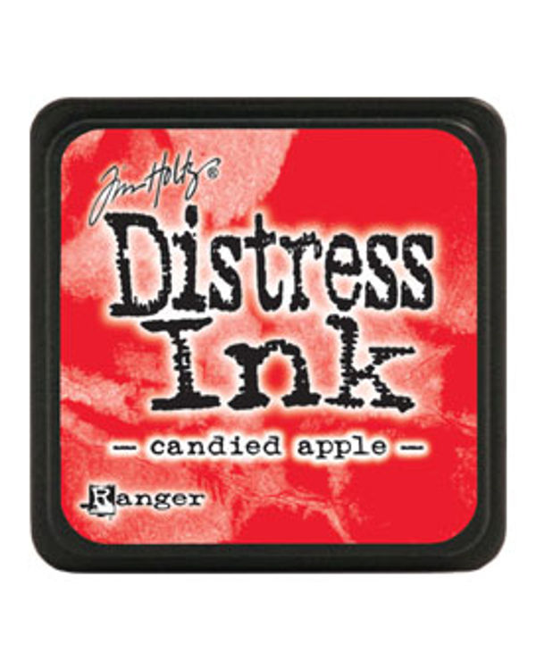 Tim Holtz Mini Distress Ink Pads - Candied Apple