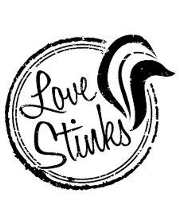 Inkadinkado Clear Stamp Mini Love Stinks