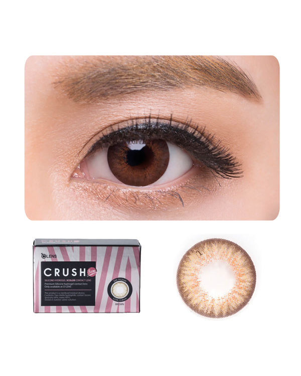 Crush3 Brown