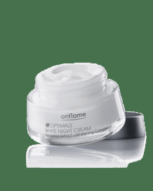 Oriflame Optimals White Night Cream 50ml Code:12551