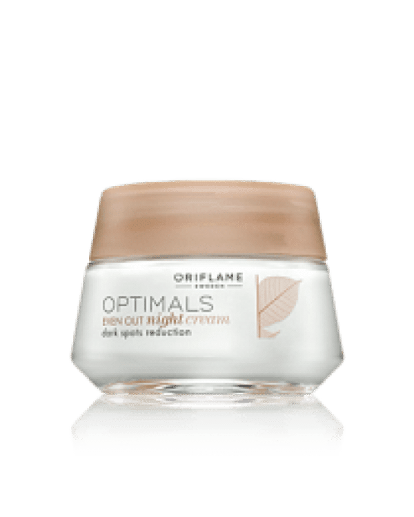 Oriflame Optimals Even Out Night Cream 50ML Code:25207