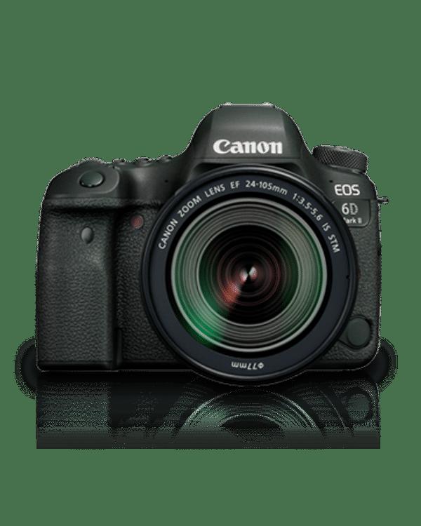 Canon EOS 6D Mark II Kit (EF24-105mm f/4L IS II USM)