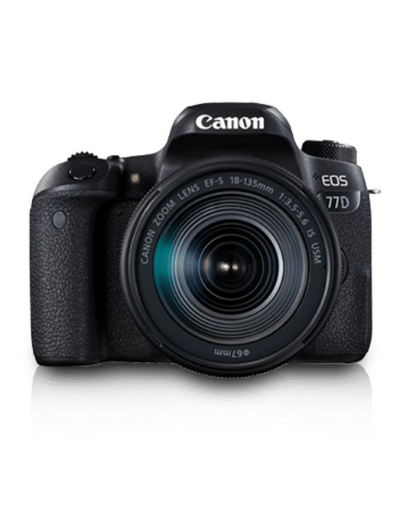 Canon EOS 77D Kit (EF-S18-135 IS USM)