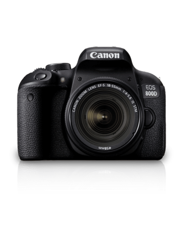 Canon EOS 800D Kit (EF S18-55 IS STM)