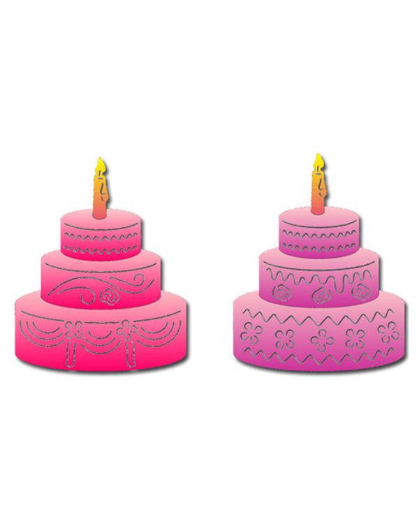 Cheery Lynn - Cakes (Set of 6)  Die