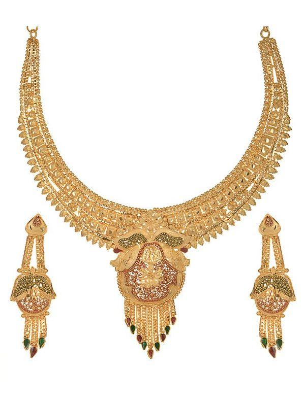 Buy Attractive Rani Haar Set Online | Rani Haar Design