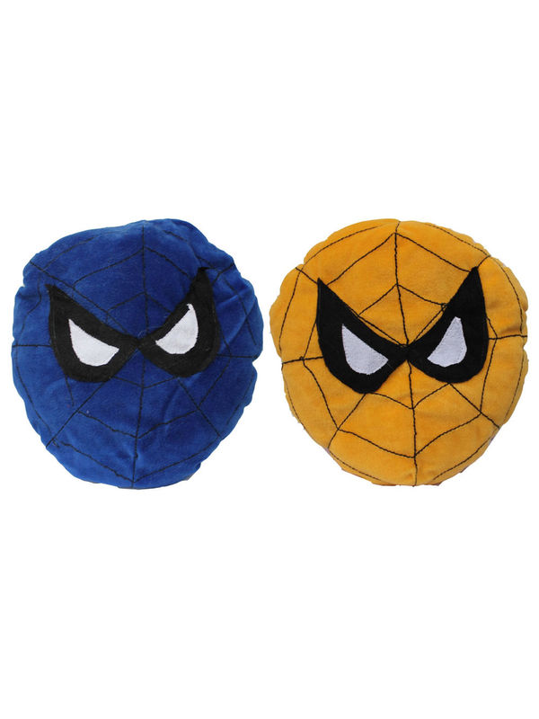 Dekor World Spiderman Pillow (Pack of 2 Pcs) (More Colour)