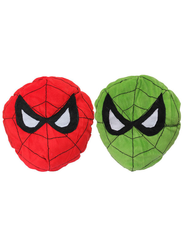 Dekor World Spiderman Pillow (Pack of 2 Pcs)