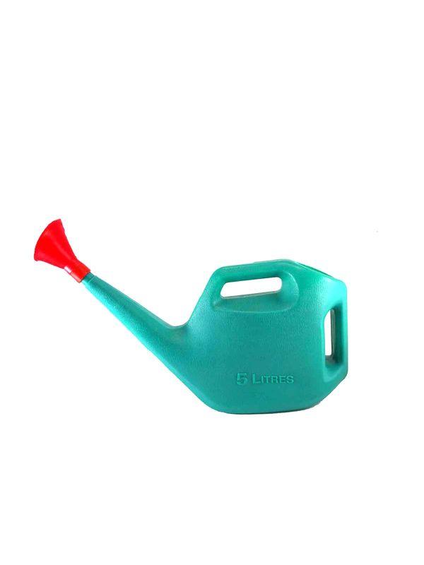5-Liter Premium High-Grade Plastic Watering Can