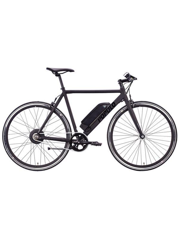 Populo Sport Electric Bike Black