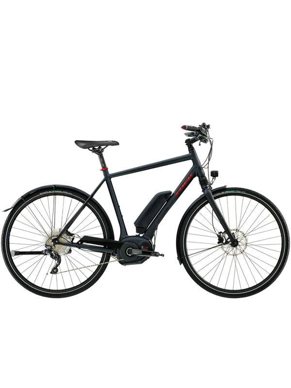 Man BLX Matte Black Pearl Bike
