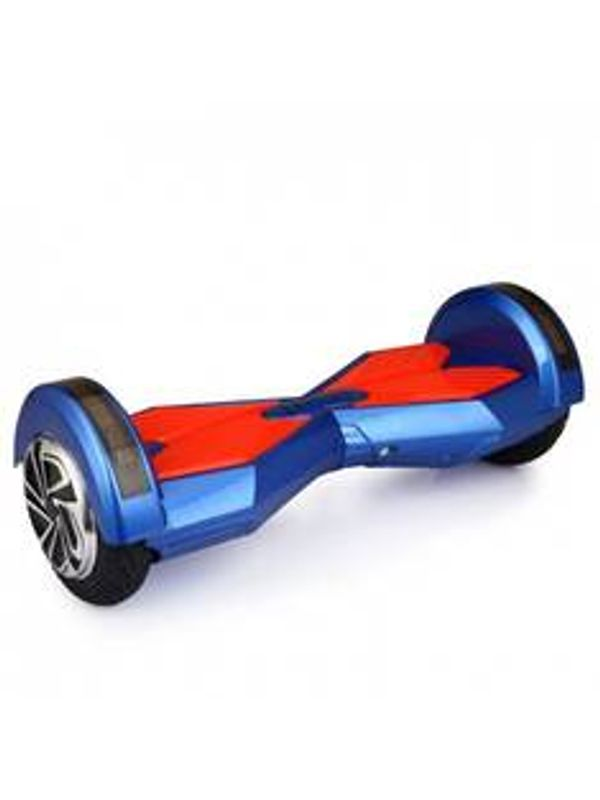 Cloud Surfer Hoverboard 8 Inch Blue with Bluetooth Speaker and Remote
