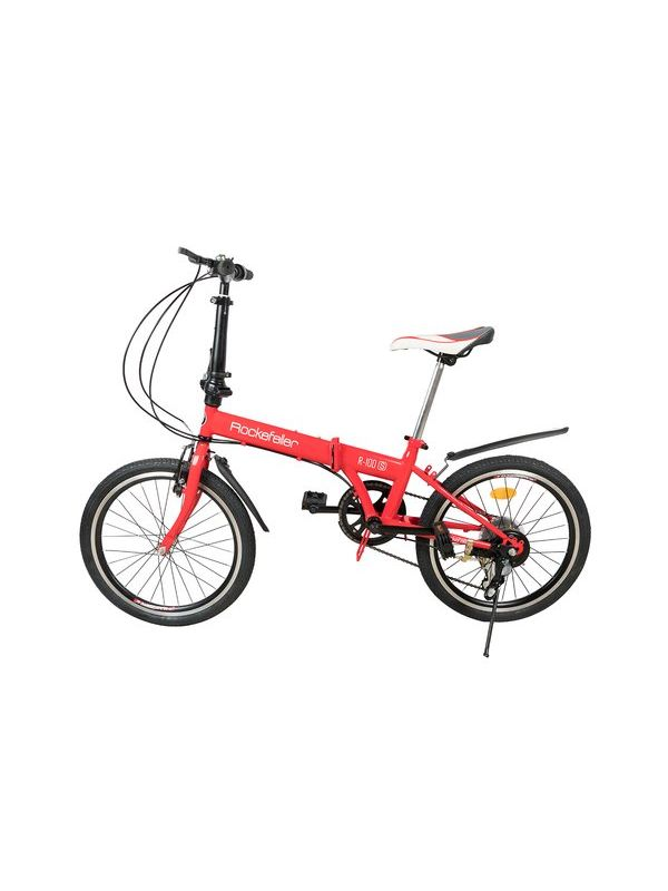 Rockefeller R-100 Mountain Bicycle with Folding High carbon steel and 20'' wheels