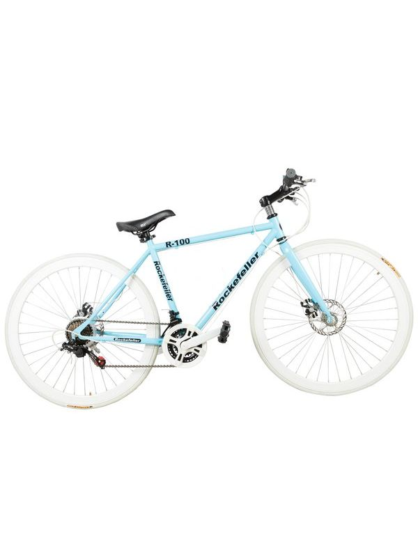 Rockefeller R-100 Racing Bike with High carbon steel frame and 26'' wheels