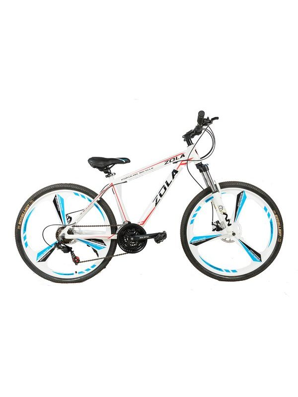ZOLA Mountain Bicycle with Aluminum frame and 26\'\' Magnesium wheels