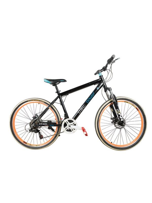 b2c power Mountain Bicycle with Aluminum frame and 26'' wheels