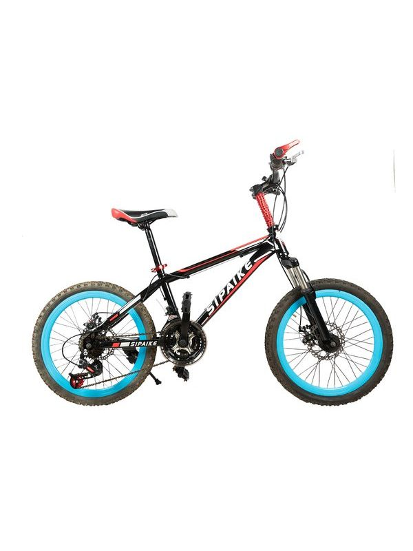 SIPAIKE Mountain Bicycle with High carbon steel frame and 20\'\' wheels