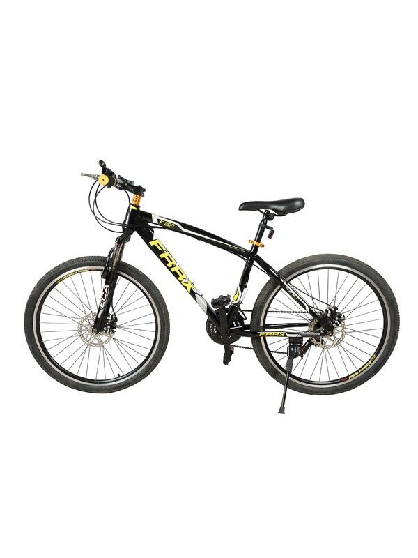 FRRX F 200 Mountain Bicycle with High carbon steel frame and 26'' wheels