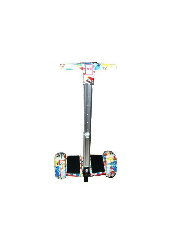 CloudSurfer A8 PLUS TUBE-LESS Electric Scooter  (White)