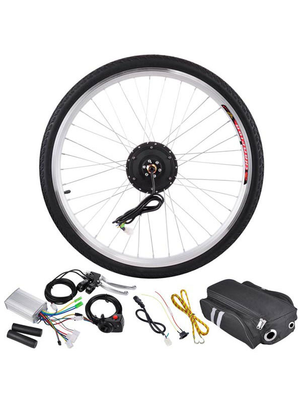 Electric bicycle kit with battery - Kit 2