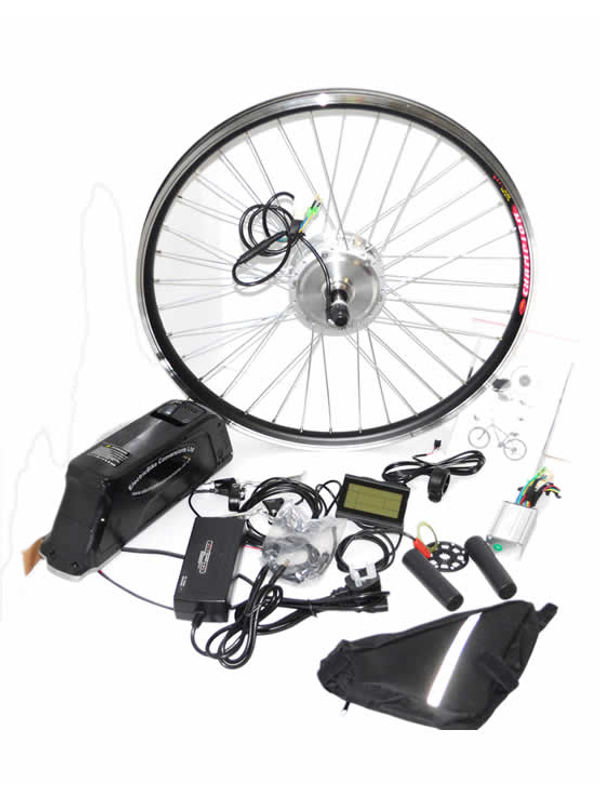 Electric bicycle kit with battery -  kit 3
