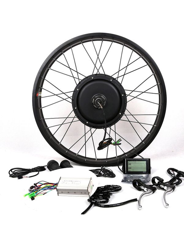 Electric bicycle kit with battery - kit 4