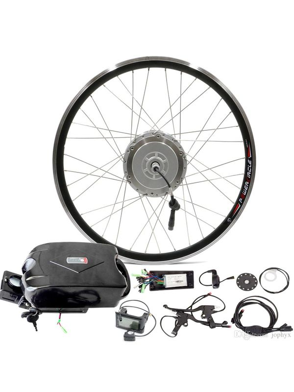 Electric bicycle kit with battery Kit 5